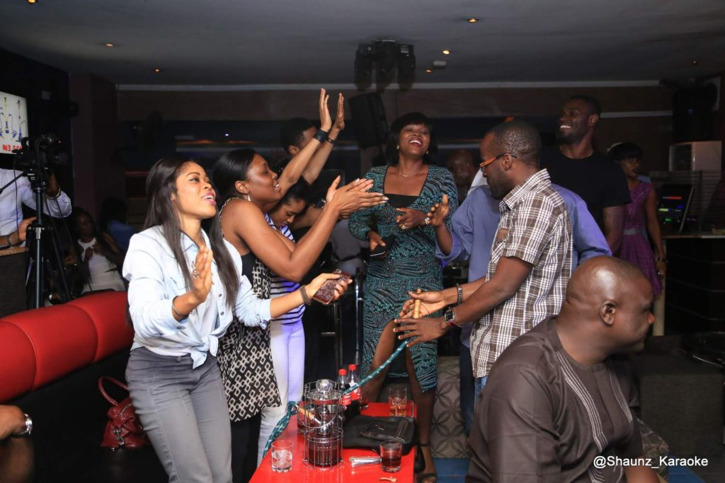 Shaunz best Karaoke bar in Lagos