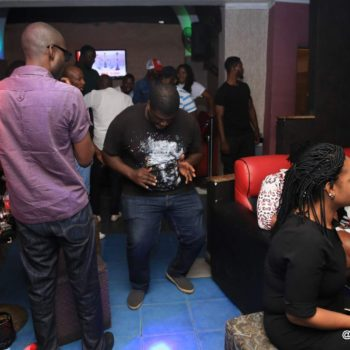 Shaunz best Karaoke bar in Lagos